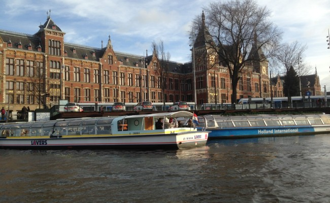 Amsterdam stazione 1