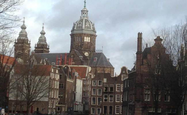 Amsterdam tour canali 10
