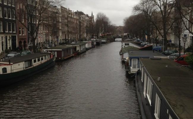 Amsterdam tour canali 11
