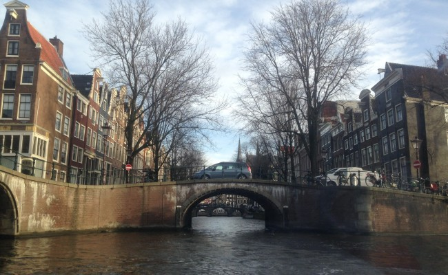 Amsterdam tour canali 5