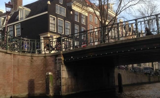 Amsterdam tour canali 6