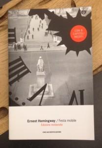 Parigi libri Festa mobile Hemingway