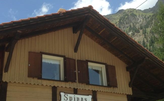 Svizzera Engadina Bever sentieri 16