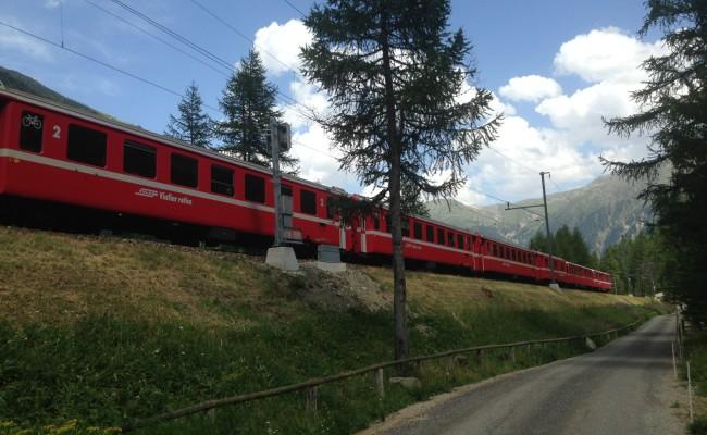 Svizzera Engadina Bever sentieri 21