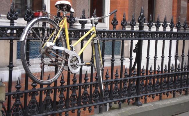 06 Londra bicicletta