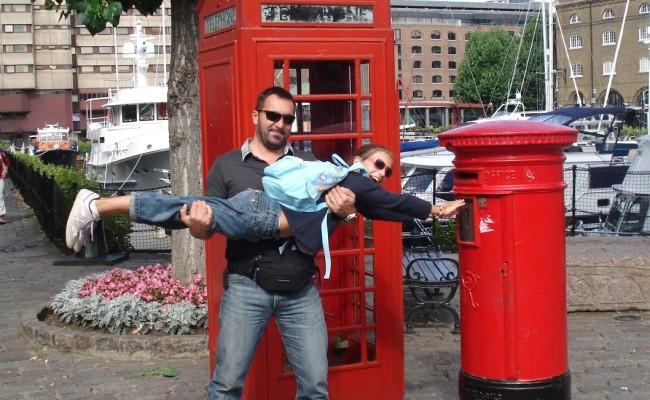 12 Londra cabina e cassettaposta