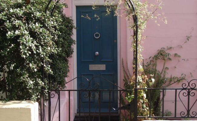 Londra emozioni case Portobello Road 3