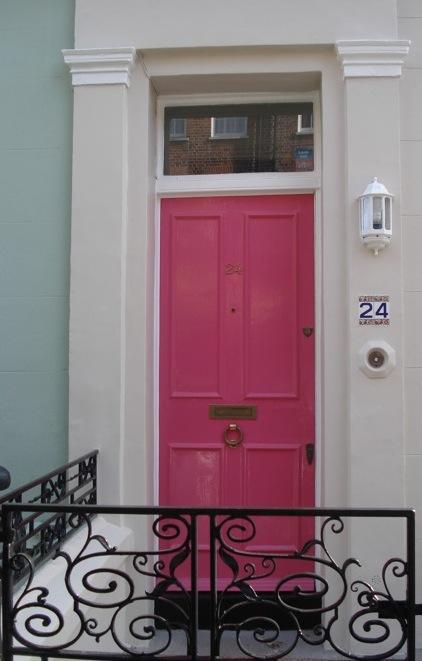 Londra emozioni case Portobello Road 5
