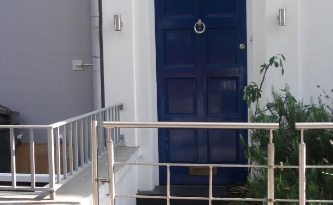 Londra emozioni case Portobello Road 7