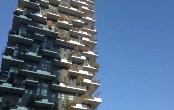 Milano tra vecchie e nuove architetture