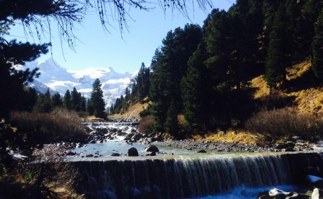 Svizzera Engadina Roseg sentieri 8