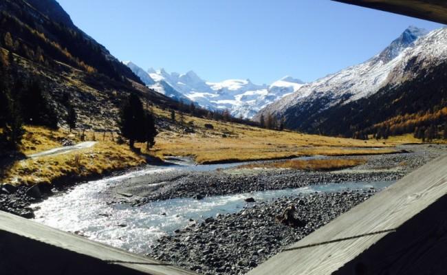 Svizzera Engadina Roseg sentieri 9