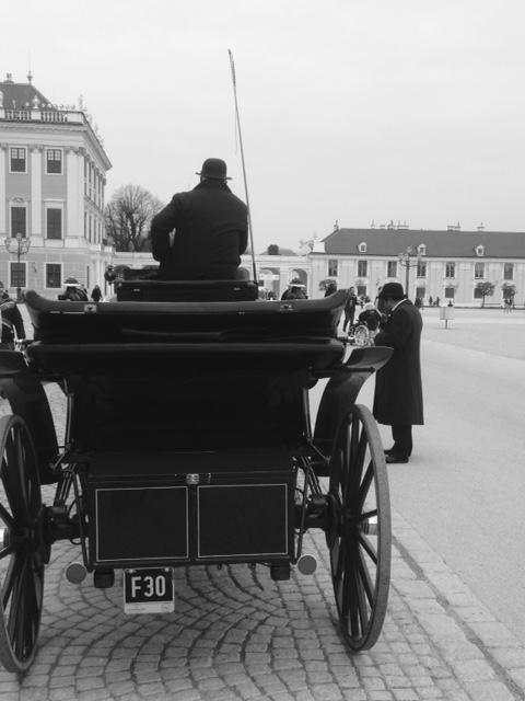 Vienna bn carrozza schonbrunn