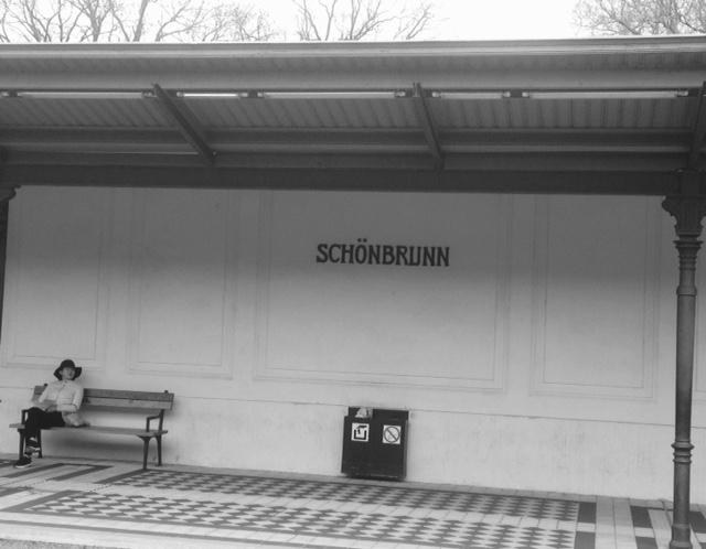 Vienna bn schonbrunn
