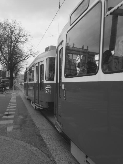 Vienna bn tram
