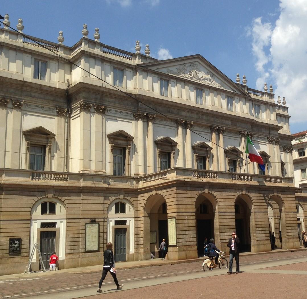 Itinerari a milano: piazza duca d'aosta, porta nuova garibaldi e ...