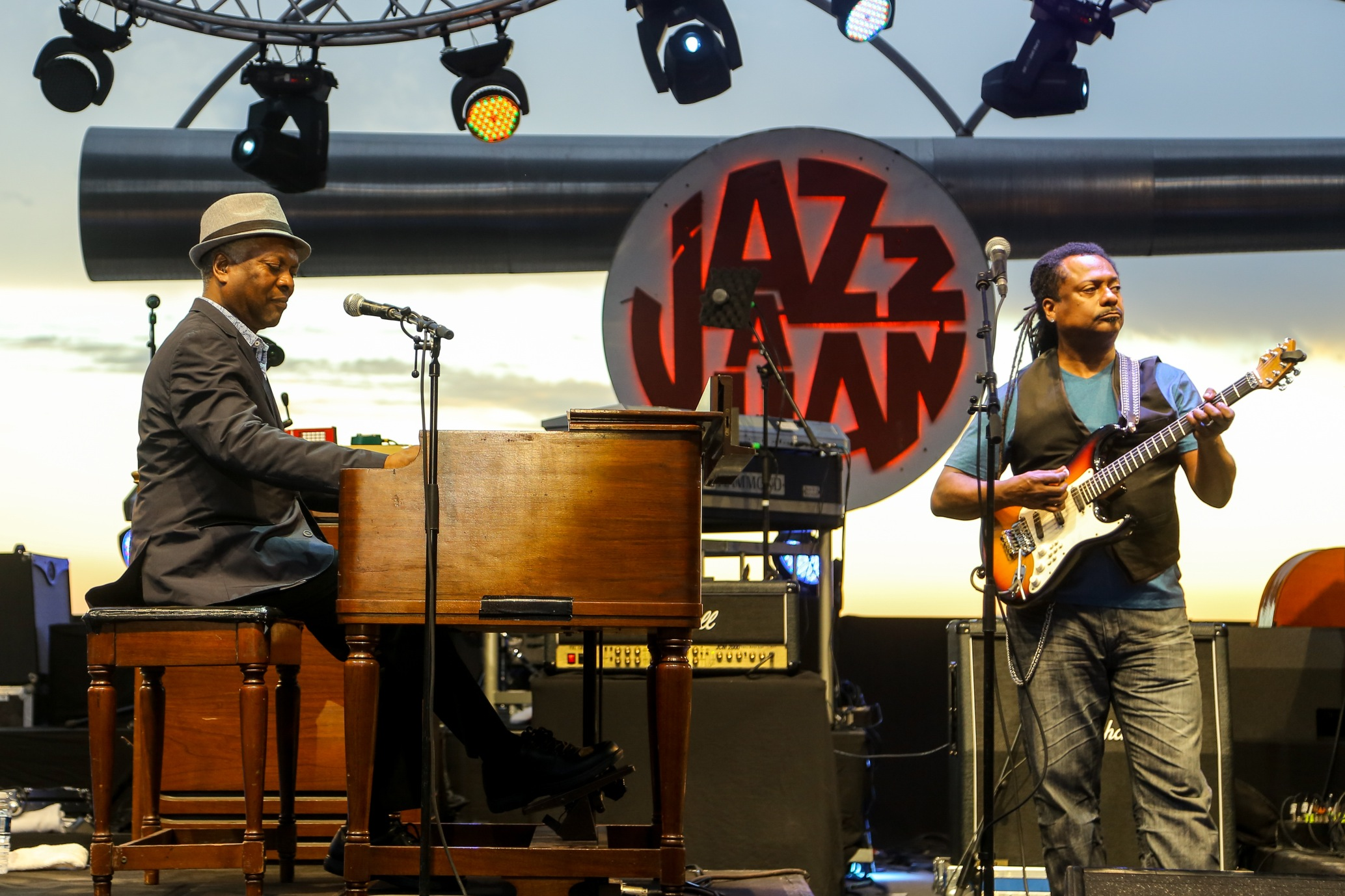 Francia Antibes festival jazz photo-JAJ-2014_Booker T. Jones©G. Lefrancq