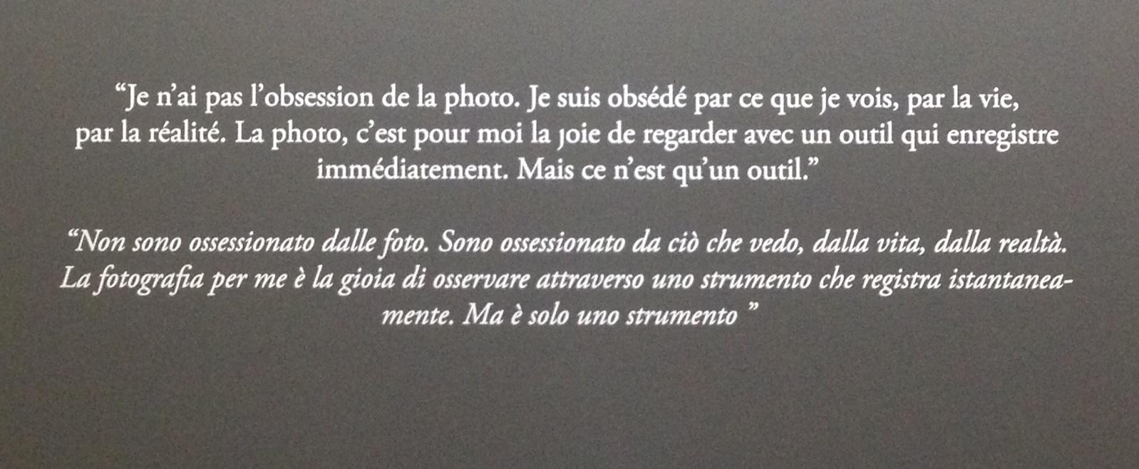 Henri cartier bresson alla reggia di monza fino al 26 for Cartier bresson monza