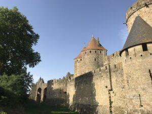 I bastioni della Città medievale di Carcassonne