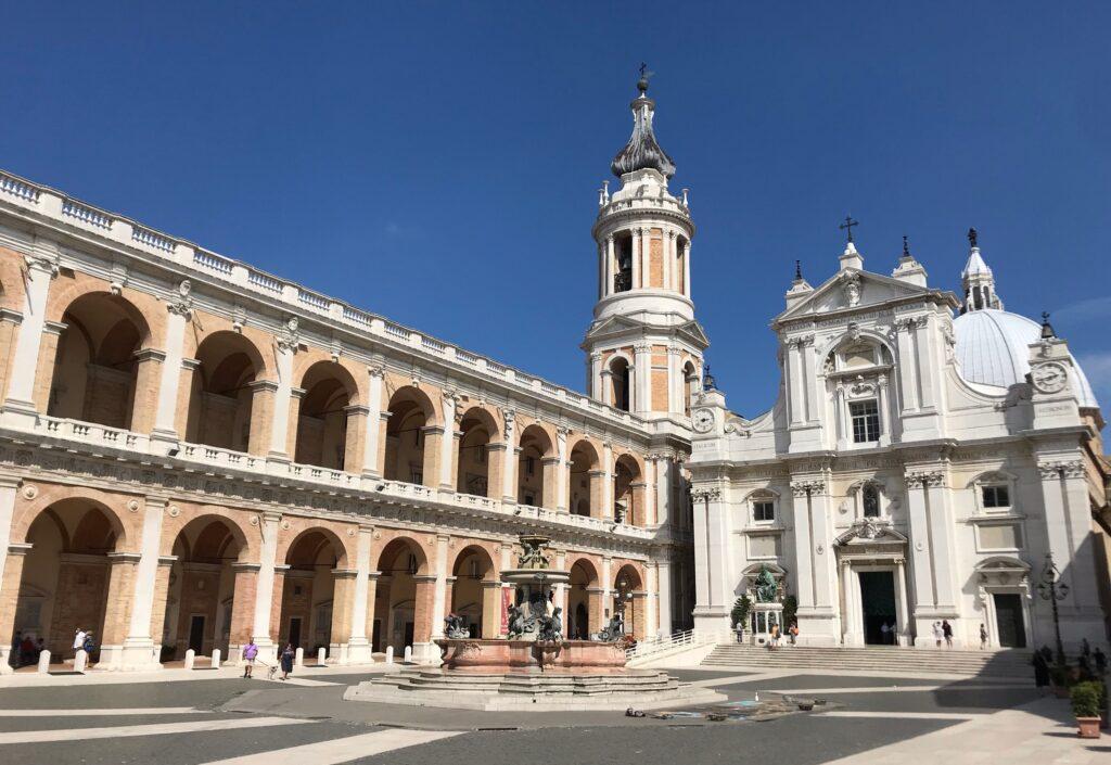 Loreto Santuario Basilica Santa Casa