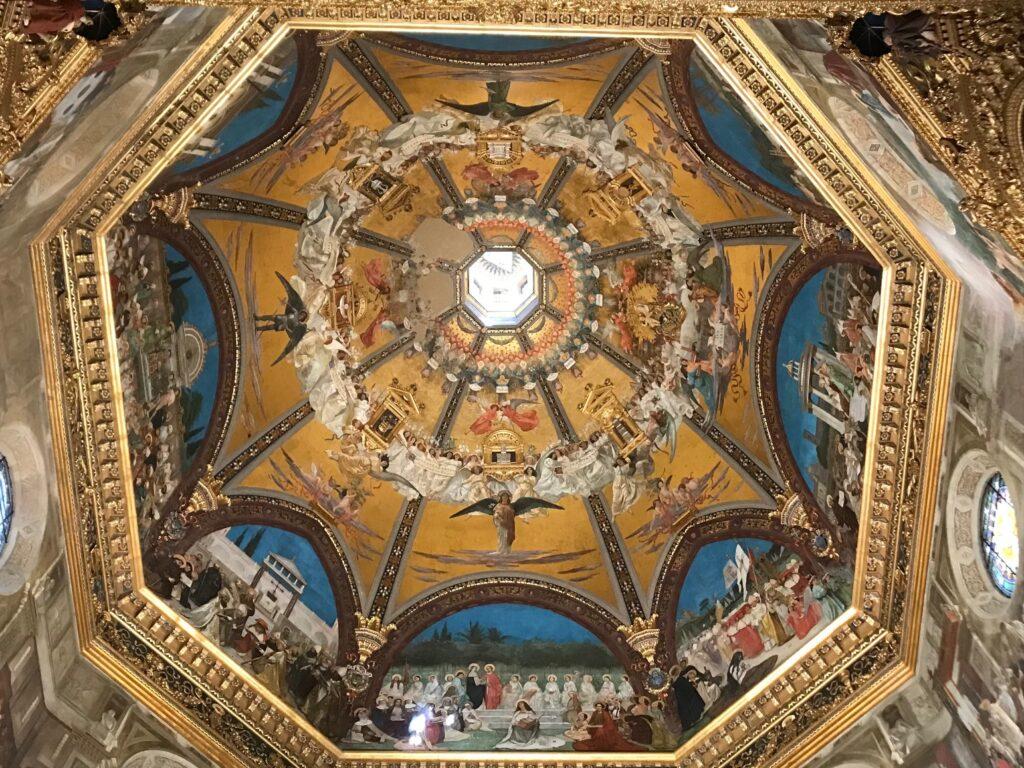 Loreto Basilica cupola